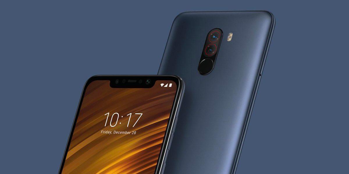 Xiaomi Pocophone F1 6/64GB Blue